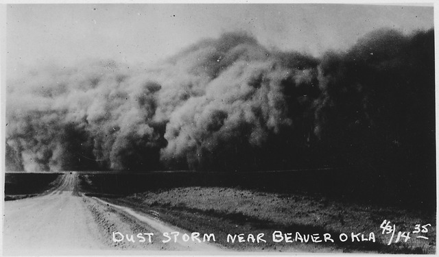 Great Dust Storm 1935